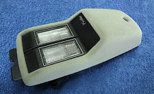 Original Late 80s-Early 90s Cadillac GREY Overhead Roof Map Dome Light Lamp