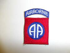 b0538 WW 2 US Army 82nd Airborne Division standard issue Parachute PIR R3A