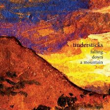 Tindersticks Falling Down A Mountain Vinyl LP Record & CD/Poster! NEW! indie!