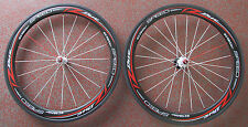 """Vuelta velocità Carbonio R2 58mm Set ruote bicicletta 28"""" Bici da corsa bianco"""