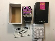 Line 6 Tone Core Otto Filter Envelope Auto Wah Rare Guitar Bass Effect Pedal