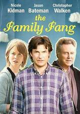The Family Fang (DVD, 2016) NEW