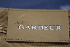 Gardeur Caramel Brown  COTTON  Jeans NIGEL1  34W X 30.5L $260 Country Cords