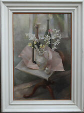 MARY KENT HARRISON 1915-1983 BRITISH ROYAL ACADEMY EXHIBITED ART OIL PAINTING