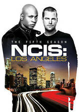 NCIS: Los Angeles - The Fifth Season (DVD, 2014, 6-Disc Set)