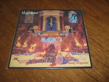 "VULCANO ""Bloody Vengeance"" LP  sarcofago impurity holocausto"