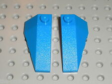 Lego Blue wedge ref 43710 43711 / Set 31049 7066 7067 70315 4882 31008 70816 ...