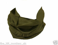 New British Army Warm Weather Headover use with PCS & MTP uniform