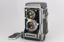 Exc+++ Mamiya C33 Professional TLR Camera with Sekor 80 mm 2.8 from Japan 191