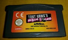 TONY HAWK'S AMERICAN SKATELAND - Game Boy Advance Gioco Game Gameboy GBA