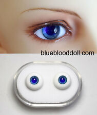 1/3 1/4 bjd 16mm blue color glass doll eyes dollfie iplehouse luts #EB-15