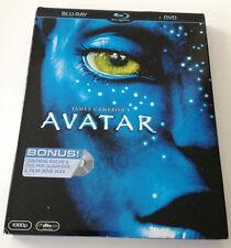 AVATAR (2009) COFANETTO SLIPCASE BLU-RAY + DVD 2 DISCHI SPED GRATIS SU +ACQUISTI