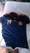 Camiseta oficial España Adidas Munfial Sudafrica 2010 L Llorente 19