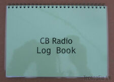 Compatto Radio CB Log Book-stratificato copre