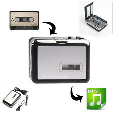 Portable Micro SD TF Card Tape/Cassette-to-MP3 Converter Capture Music Player US
