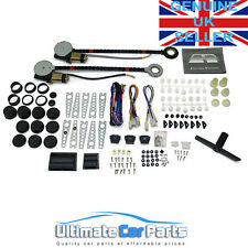 Electric Window Conversion Kit 2 Window kit van or car