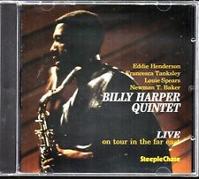 Billy Harper Quintet - Live On Tour In The Far East Vol.1 CD  Sealed $2.99 Ship