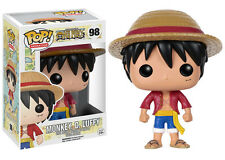 Funko POP 98 Animation One Piece - Monkey. D. Luffy Vinyl Figure Gift Toys