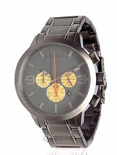 BRAND NEW MENS ARMANI EXCHANGE A|X (AX1279) GRAY IP CHRONOGRAPH WATCH