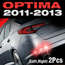 REAR BUMPER LED REFLECTOR LIGHT LAMP 2WAY Fit KIA 2011 2012 2013 Optima / K5