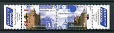 Netherlands 2017 MNH Dutch Castles Doornenburg Europa 2v Set Architecture Stamps
