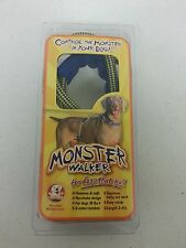 Monster Walker Dog Leash Paws Aboard for dogs that pull Belly leash over 20 lb