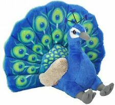 Wild Republic Cuddlekins Peacock Stuffed Animal