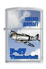 Zippo 205 P47 Thunderbolt American WW2 Airplane Lighter