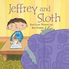 Jeffrey and Sloth-ExLibrary