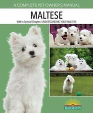 Maltese (Complete Pet Owner's Manual)-ExLibrary