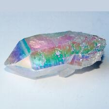 """2"""" Angel Aura Quartz Crystal Point"""