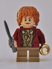 LEGO Bilbo Baggins w/Sword/Ring79004 The Hobbit Barrel Escape  Minifigure NEW