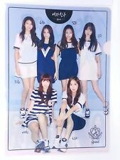 Girl Friend KPOP Clear File Folder Pocket Holder Girls Friends Photo