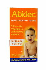 Abidec Multivitamin Drops For Babies And Children