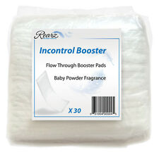 *8 PACK* Rearz Incontrol Scented Booster Pads / Diaper Doubler ABDL Adult Baby