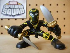 Marvel Super Hero Squad VERY RARE RONIN (Hawkeye Alias) from Wave 10