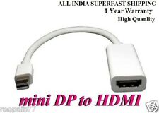 Mini Display Port Thunderbolt DP to HDMI Adapter Cable for i MAC Macbook AIR PRO
