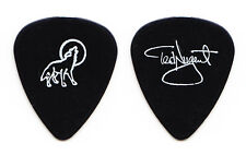 Ted Nugent Signature Black Guitar Pick - 1995 Spirit Of The Wild Tour