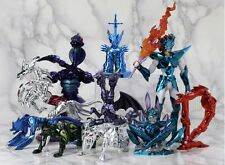 Saint Seiya Myth Cloth 9 Asgard/God Warrior Armors/Armures/Mini Figures VPE SA12