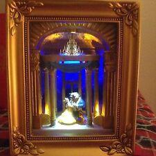 Disney gallery of light Olszewski Beauty and the Beast - Display piece w/ no box