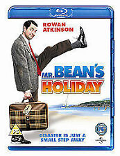 Mr Bean's Holiday (Blu-ray, 2010)