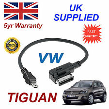 VW TIGUAN AMI MMI 000051446A MP3 iPOD PHONE MINI USB Cable replacement