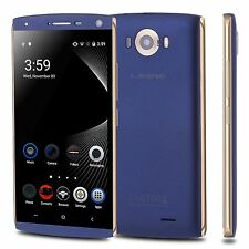 """Unlocked 5"""" Android 5.1 Quad Core Dual SIM Cell Phone 1+16GB Smartphone GSM 3G"""