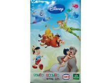 6 cartes DISNEY Cora / Match ALADDIN n° 20,21,22,24,25,26