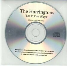 (DG223) The Harringtons, Set In Our Ways - DJ CD