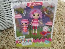 Lalaloopsy Mini Littles SISTERS PILLOW FEATHERBED & BLANKET FEATHERBED