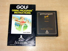 Atari VCS/2600 - Golf by Atari