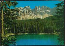 AD3590 Bolzano - Provincia - Lago di Carezza