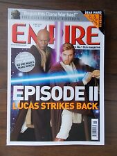 EMPIRE FILM MAGAZINE No 156 JUNE 2002 STAR WARS EPISODE II - COLLECTORS COVER 3