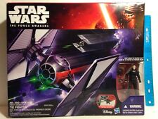 FIRST ORDER SPECIAL FORCES TIE FIGHTER PILOT STAR WARS FORCE AWAKENS CLONE WARS